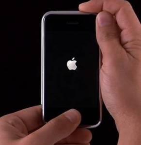 Resetare iPhone