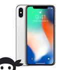 Apple  iPhone X 64GB – Verizon T-Mobile AT&T – UNLOCKED A1865