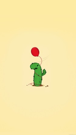 Batman Phone Wallpaper Quote Papers Co Ai35 Cute Cactus Ballon Illust Art Minimal 33