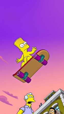 Bart Simpson Wallpaper Iphone 6 Goodpict1storg