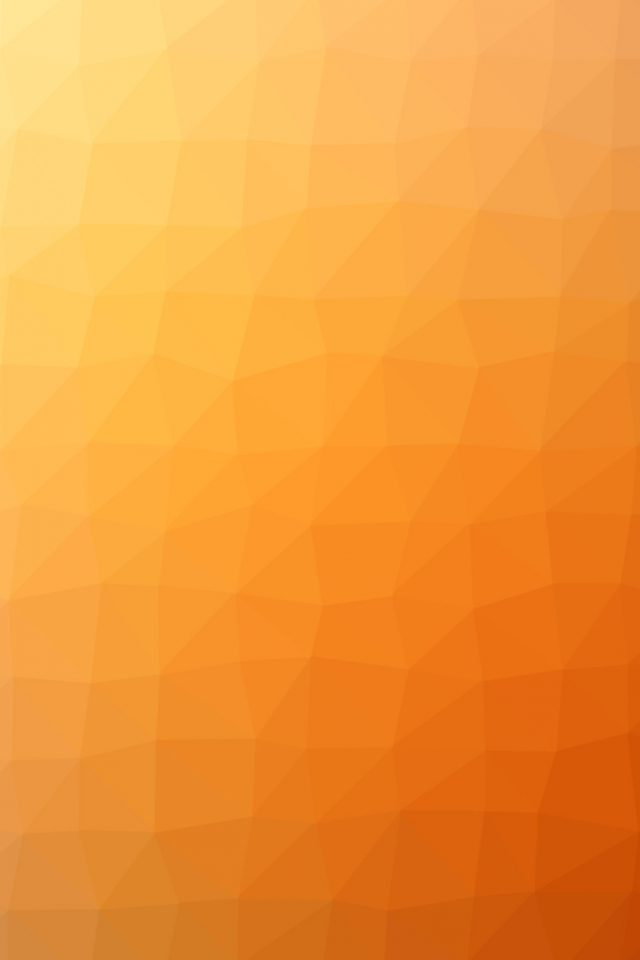 Iphone X Hd Wallpaper Space Orange Polygon Art Abstract Pattern Iphone 7 Wallpaper