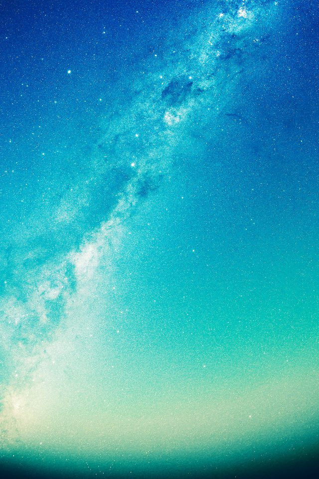 Iphone X Wallpaper Free Download Summer Green Night Revisited Star Space Sky Iphone 7