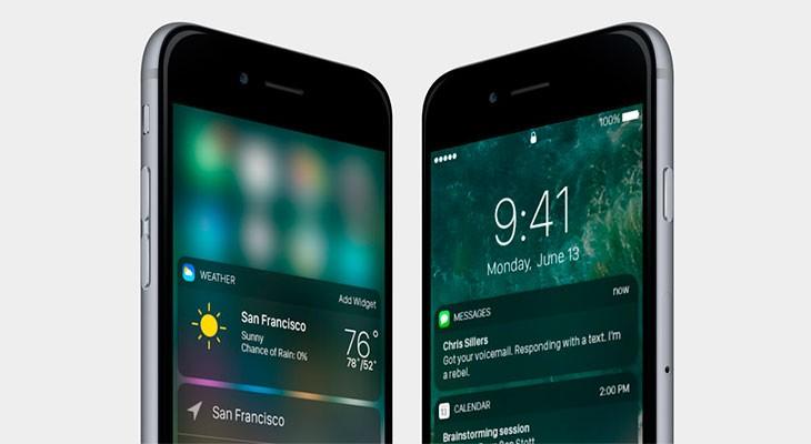 """iOS 10.3 podría incluir un misterioso """"Modo Teatro"""""""