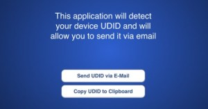 How to Find UDID without PC / iTunes: iPhone, iPad – iOS 8, iOS 9 and later