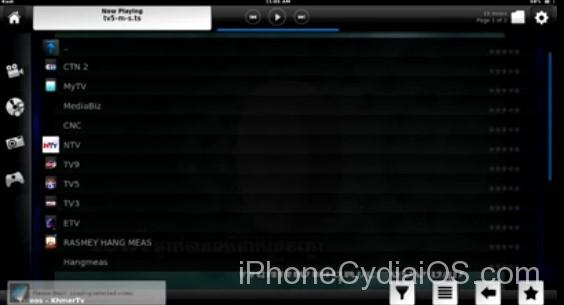 Kodi on iOS9