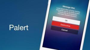 Palert – tvOS Style Pop-Up Notifications & Text Inputs (iOS Cydia Tweak)