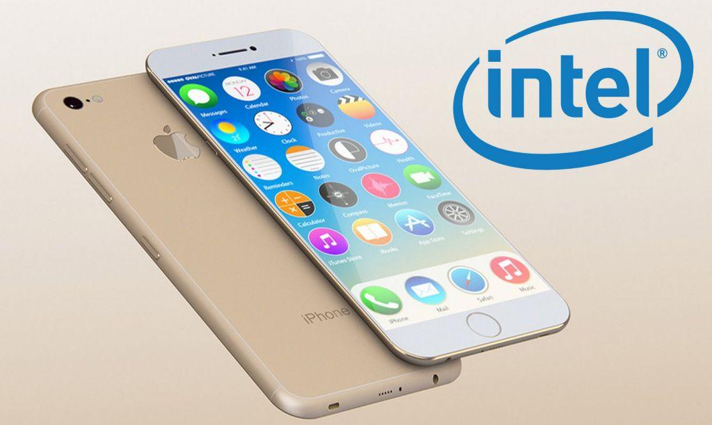 iPhone 7 Intel and Samsung