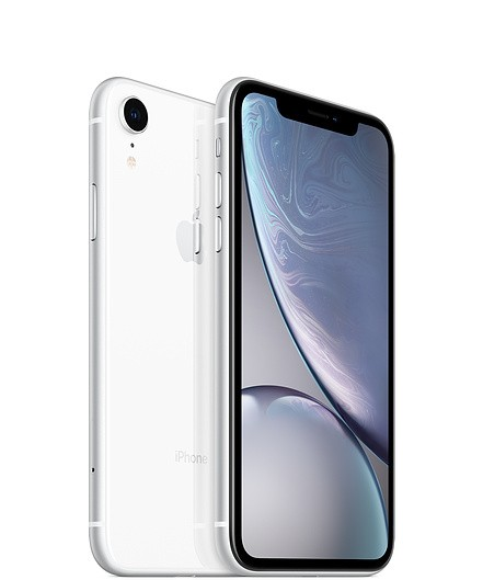 iphone xr white select 201809