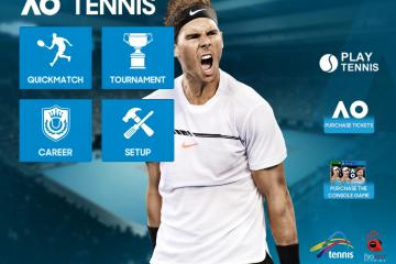 Australian Open Game app store google play
