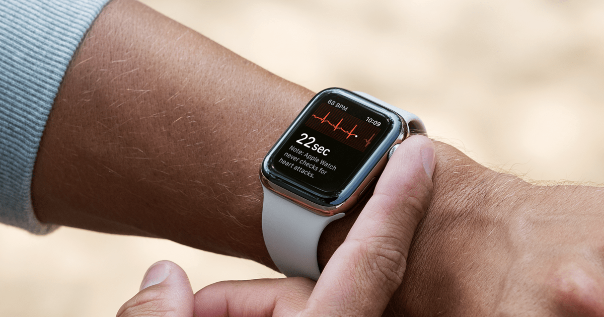led notificaciones apple watch punto rojo