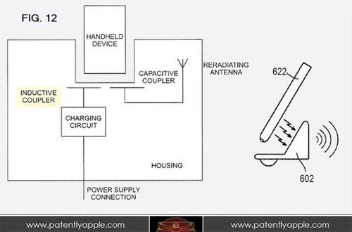 Apple Patent Reveals Wireless IPhone Chargers