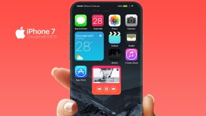 iPhone 7 Video - New Concept Video Revealed on YouTube, Shows Home Button being Integrated with the Bezel-Less Display