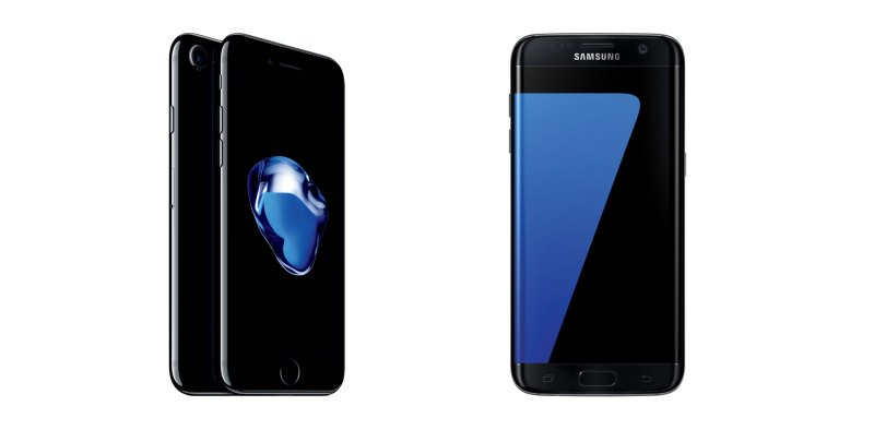 iPhone 7 vs Galaxy S7 - Which is the best option for you
