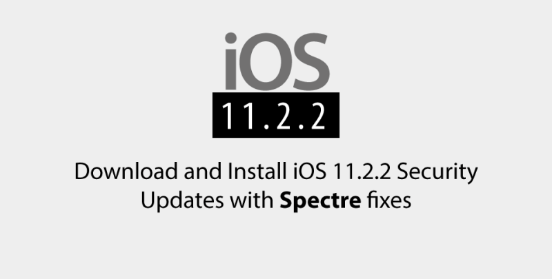 iOS 11 Update - Should you install 11.2.2 in your device