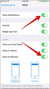 iOS 11 Problems - Notifications and Messages Invisible in Lock Screen