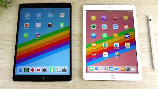 iPad 2018 vs iPad Pro - Battery