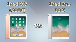 iPad 2018 vs iPad Pro - Hardware and Performance