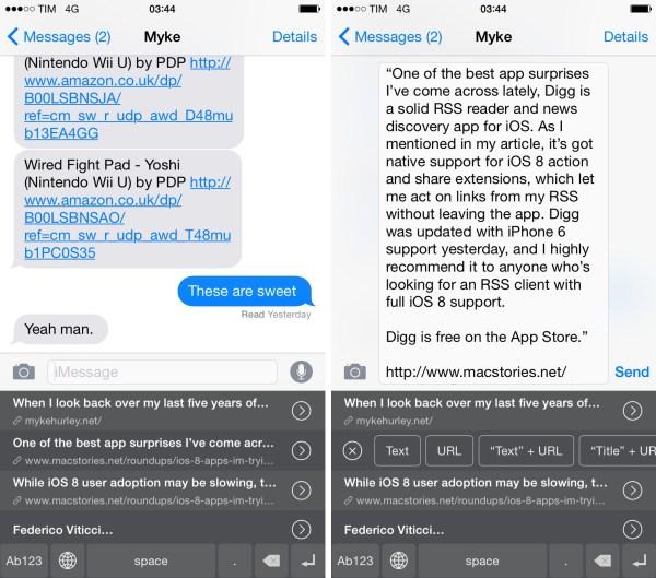 Best iPhone Keyboard Apps - Clips