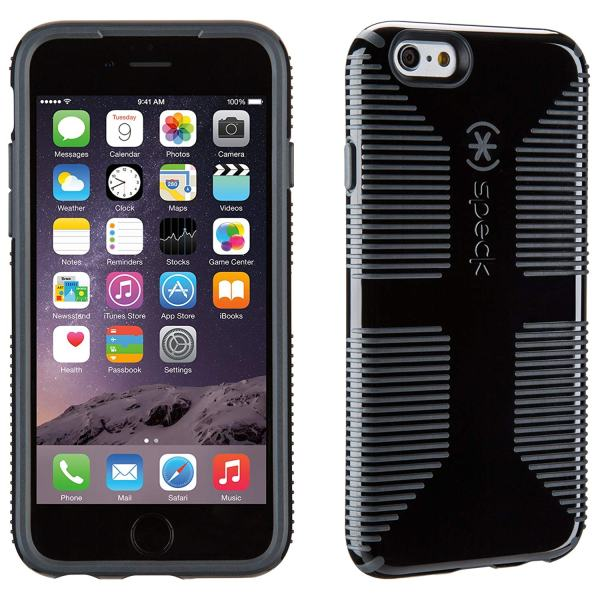 iPhone 6 Cases - Speck CandyShell Grip-+