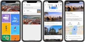 Best Travel Apps for iPhone - Google Trips