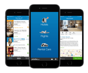 Best Travel Apps for iPhone - Price Line