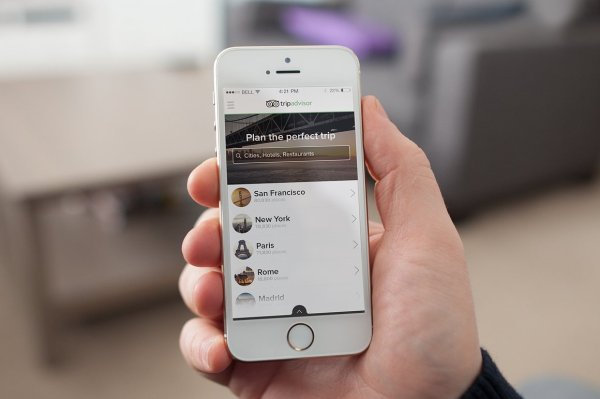 Best Travel Apps for iPhone - Trip Advisor