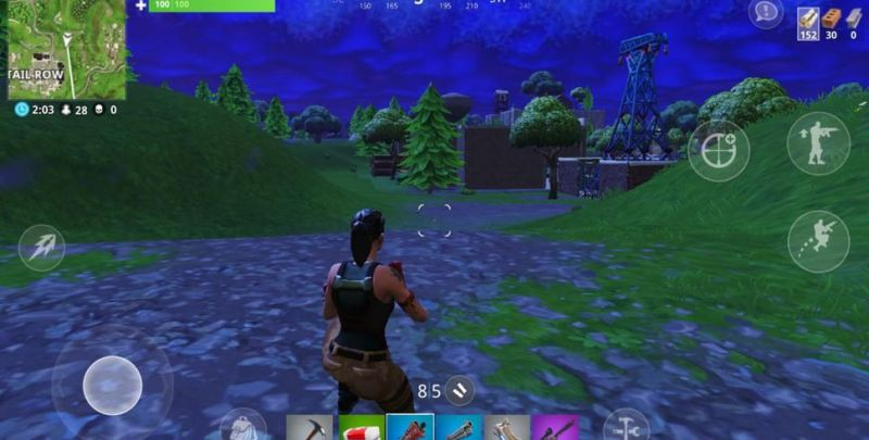 Best iPhone Games – Fortnite