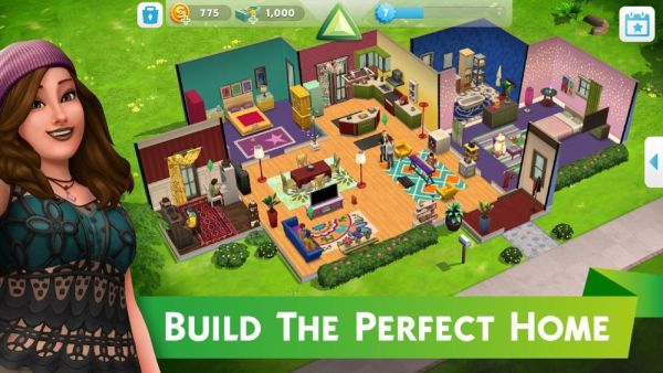 Best iPhone Games – The SIMS Mobile