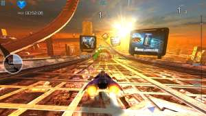 #4 in Our Best iOS Racing Games List – AG Drive