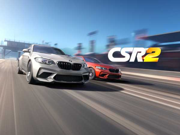 #5 in Our Best iOS Racing Games List – CSR Racing 2