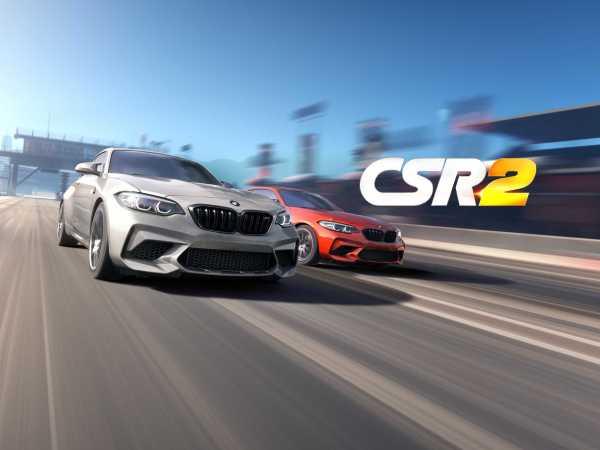 #5 in Our Best iOS Racing Games List – CSR Racing 2