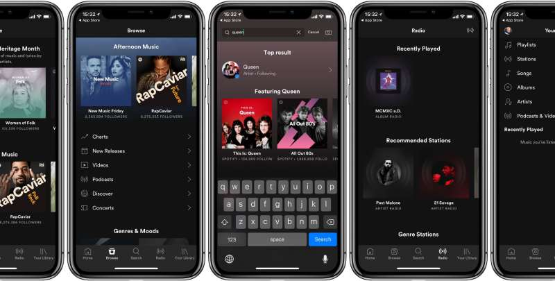 #1 in Our Best Free Music Apps - Spotify Music