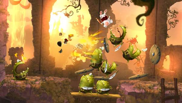 #9 in Our List of the Free Game Apps for iPhone – Rayman Adventures