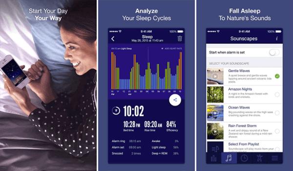 5. Sleep Time – Sleep Monitor App List