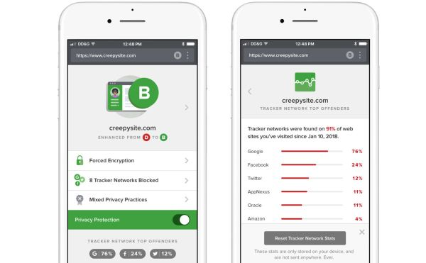 Best Free Apps for iPhone - DuckDuckGo Privacy Browser