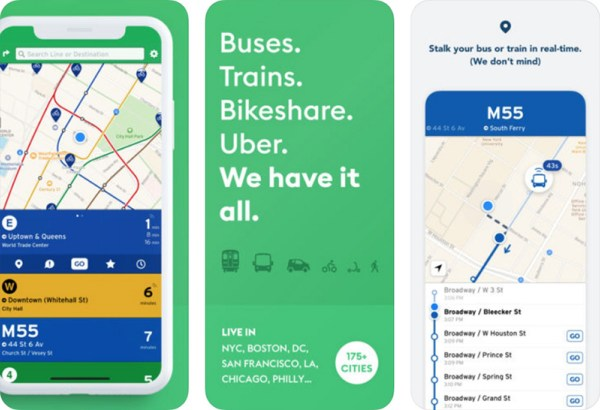 Transit - Download Free iPhone Apps