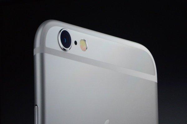 iPhone 6S Specs: Camera