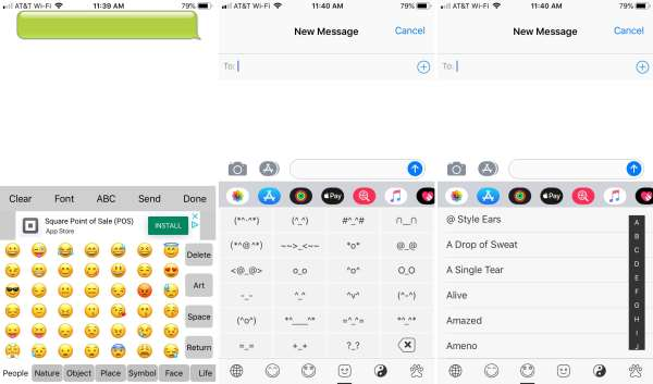 Emoji for Message – Text Maker