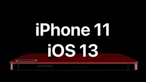 iPhone 11 Software - iOS 13, Dark Mode, Optimized Battery Charging and More