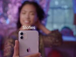 Slow-Mo Selfies