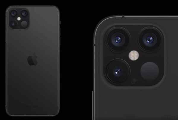 LiDAR Sensor Coming in iPhone 12