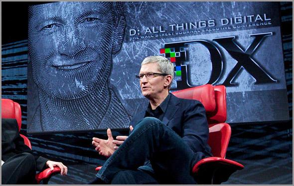 [5] Geniusze, którzy stworzyli Apple: Tim Cook