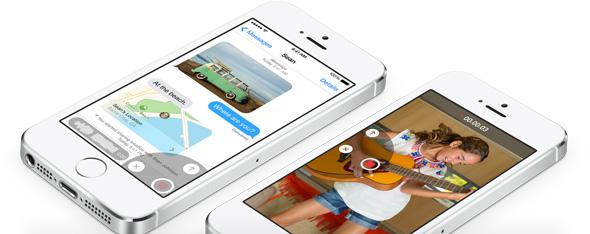iMessage-iOS-8