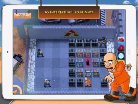 Prison-defense