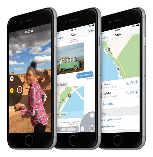 iPhone-6-iOS