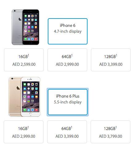 iPhone6PlusPrices