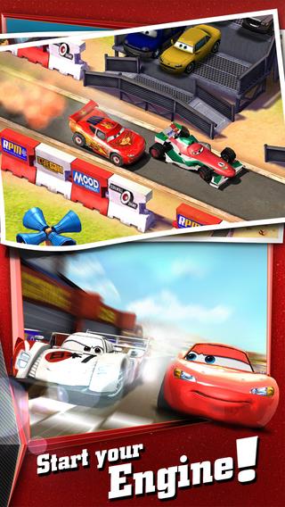 Cars- Fast as Lightning