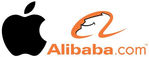 Apple-AliBaba