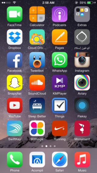 iPhone screenshot2