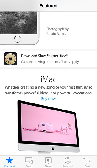 AppleStoreFearured